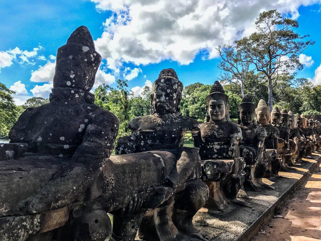 Cambogia_templi di Angkor Wat