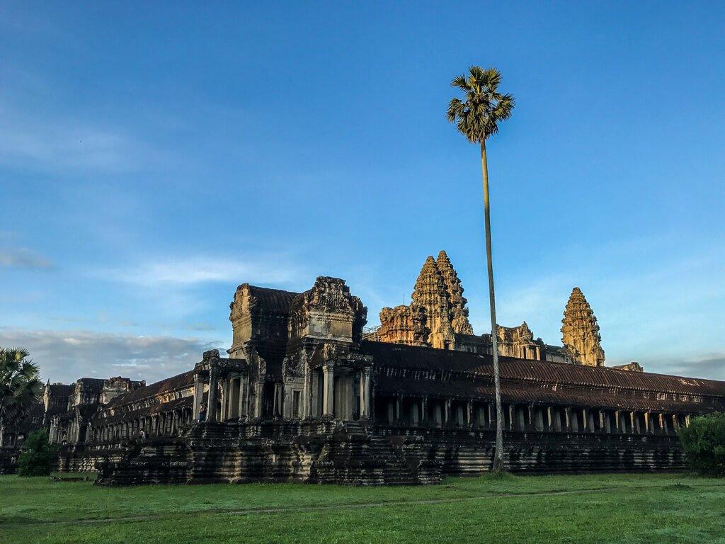 Cambogia_tempio di Angkor Wat