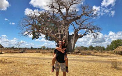 GLAMPING IN AFRICA: LA RISERVA FAUNISTICA DI SELOUS