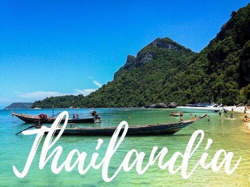 Ang Thong - Thailandia copertina