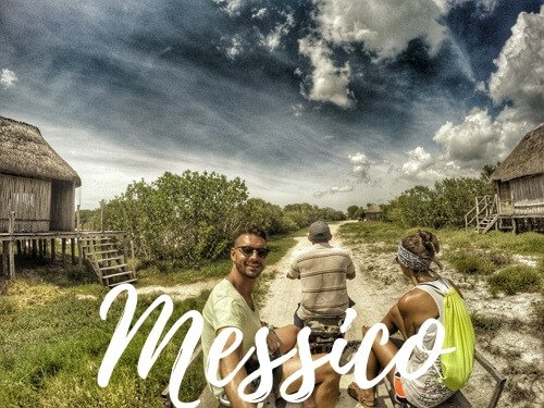 Rio Lagartos - Nella foresta di Mangrovie - Copertina messico
