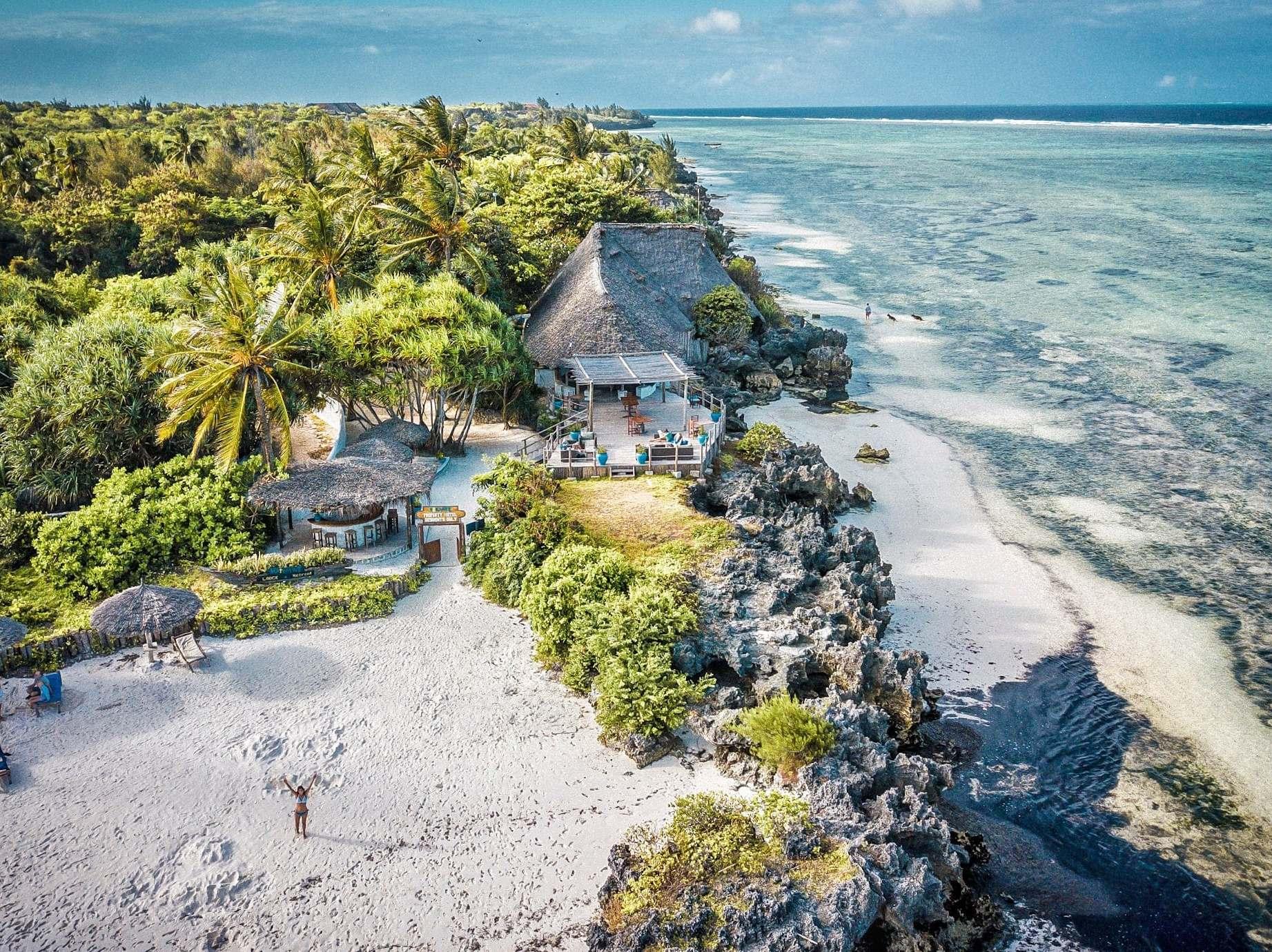 Resort a Zanzibar_Matemwe Retreat
