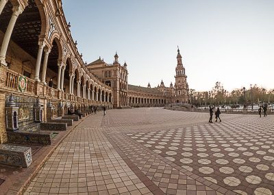 Vacanza a Siviglia_Plaza de Espana