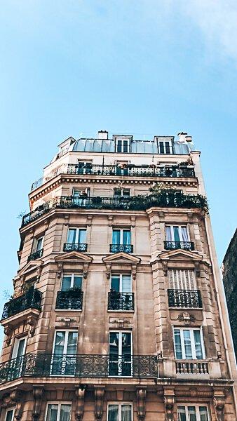 Visitare Parigi con un bambino