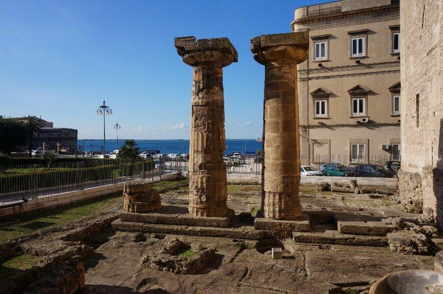 Cose da vedere a Taranto_Taranto vecchia