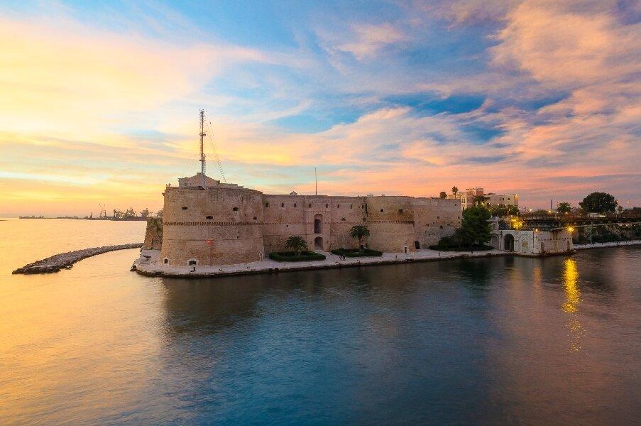 Cose da vedere a Taranto_Castello Aragonese
