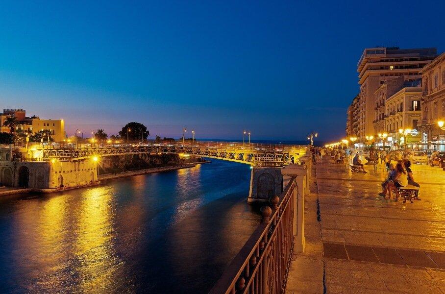 Cose da vedere a Taranto_Taranto by night