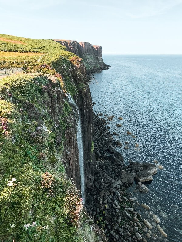 Isola di Skye cosa vedere Kilt ROck