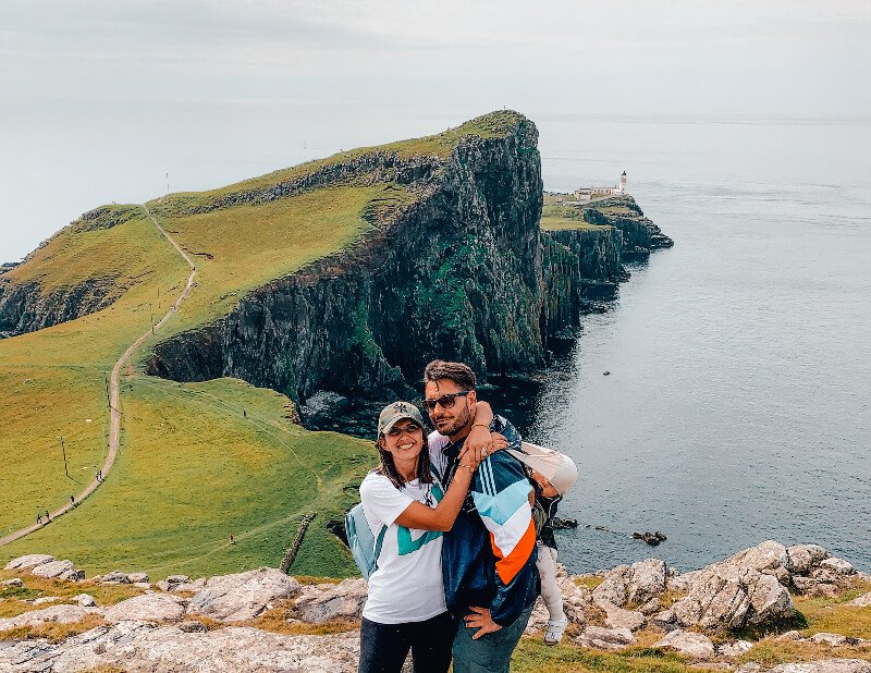 Isola di Skye cosa vedere Neist Point Lighthouse
