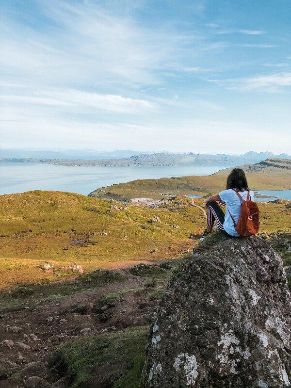 Isola di Skye cosa vedere The Storr