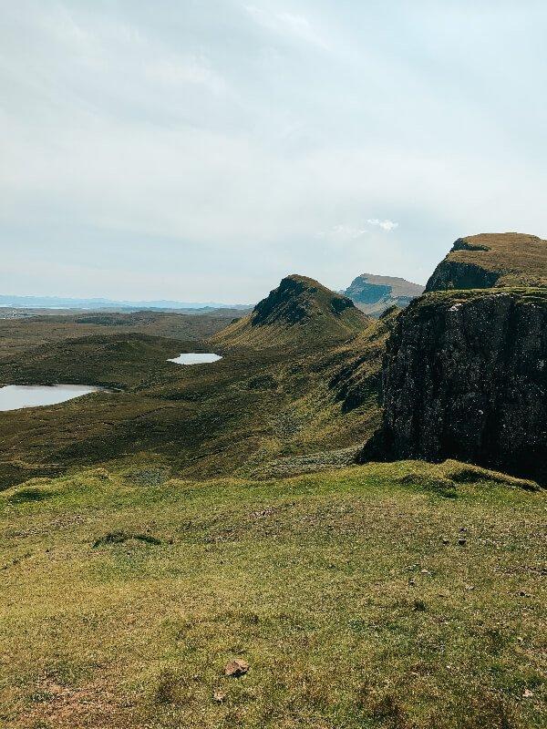 Isola di Skye cosa vedere Quiraing