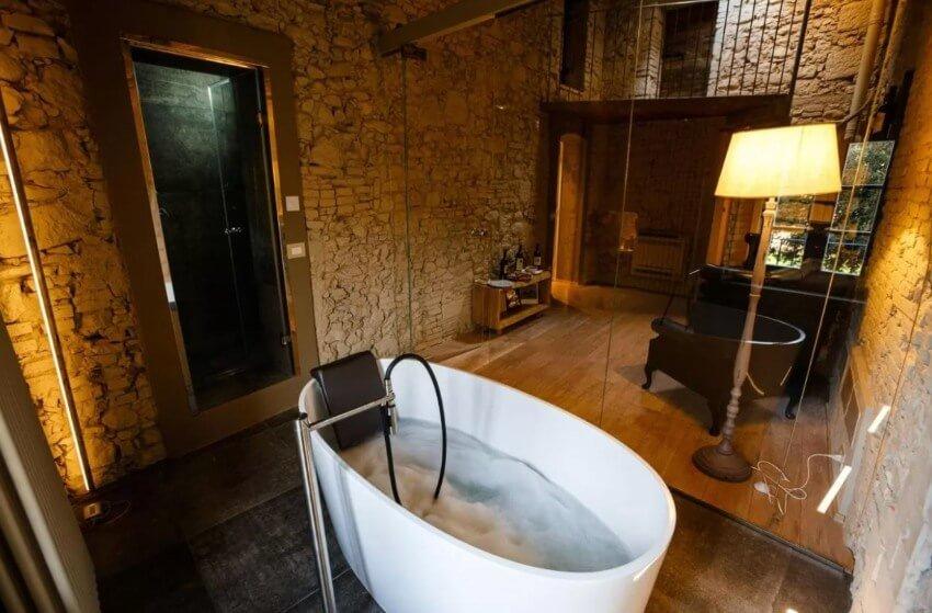 Weekend San Valentino Bolgheri Wine suite