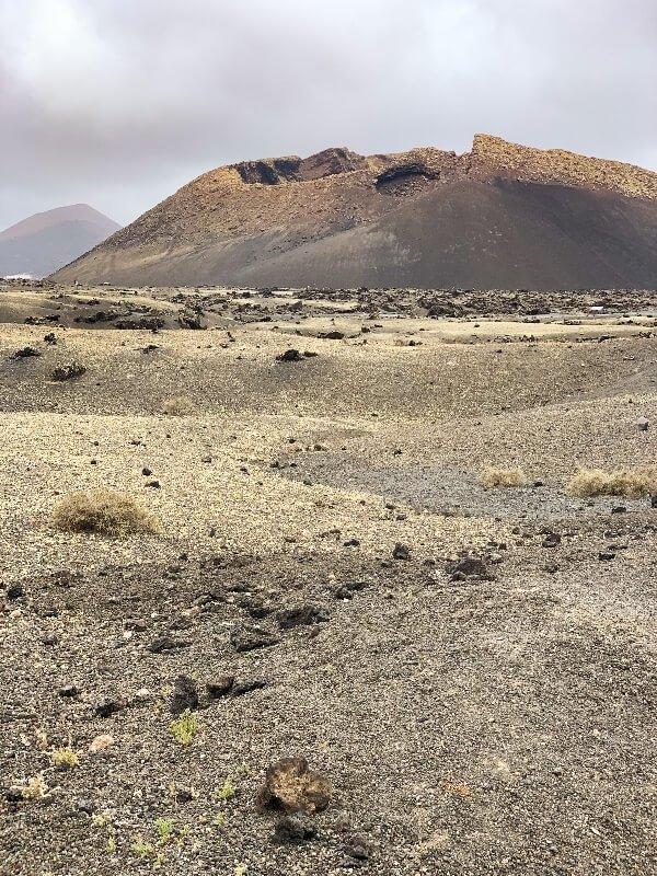 Trekking Lanzarote_El Cuervo
