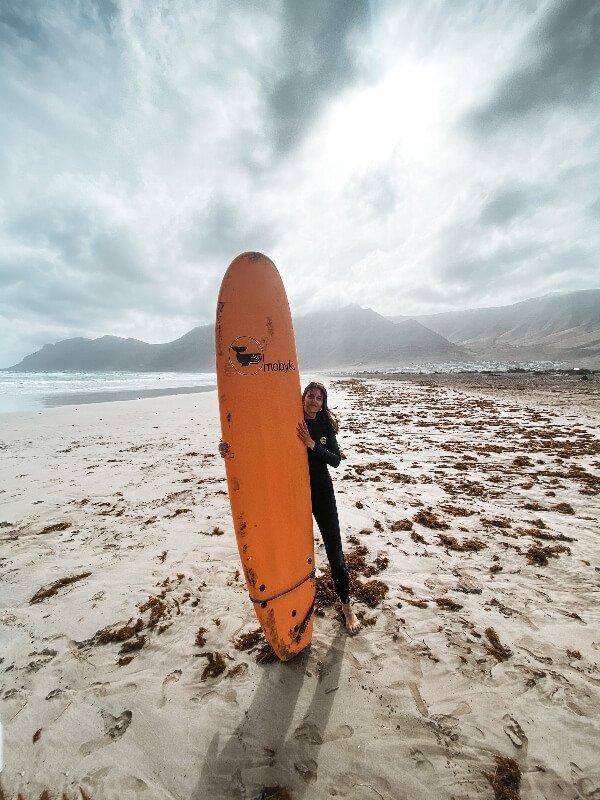 Cosa fare a Lanzarote_Surf Lanzarote