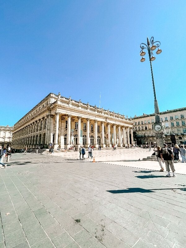 Cose da vedere a Bordeaux_Grand Theatre