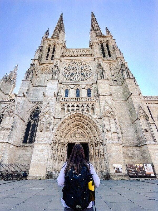 Cose da vedere a Bordeaux_La Cattedrale di Bordeaux