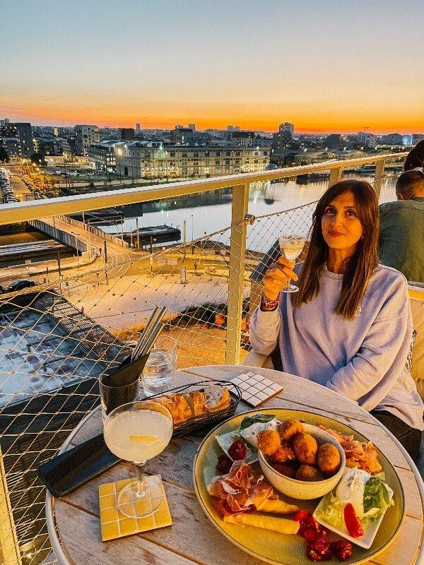 Cose da vedere a Bordeaux_Rooftop Gina