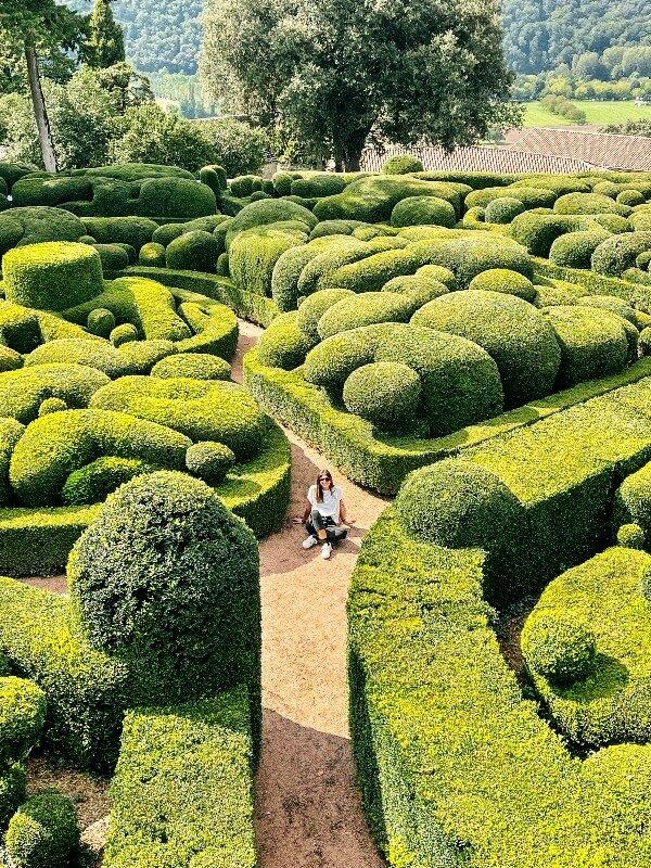 Dordogna Périgord_giardini di Marqueyssac