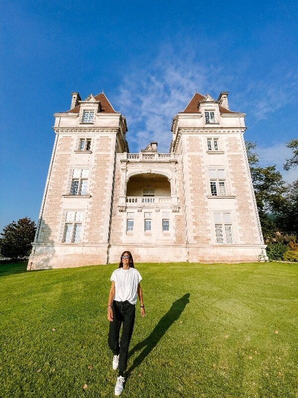 Dordogna Périgord_chateau de monrecour